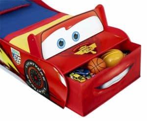 CARS Autobett mit Schubfach
