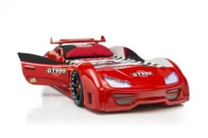 Kinderbett Auto Rennwagen