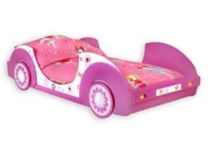 Kinderbett Mädchen - Auto