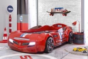 Autobett / Kinderbett Auto, Feuerwehrbett, Polizeibett und mehr