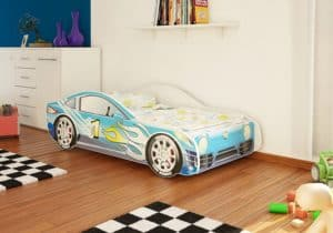 autobett 4 farben w hlbar kinderbett auto. Black Bedroom Furniture Sets. Home Design Ideas