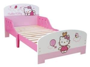 Kinderbett Mädchen - Hello Kitty