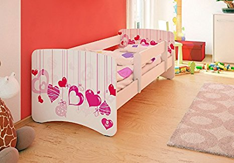 kinderbett mit rausfallschutz. Black Bedroom Furniture Sets. Home Design Ideas